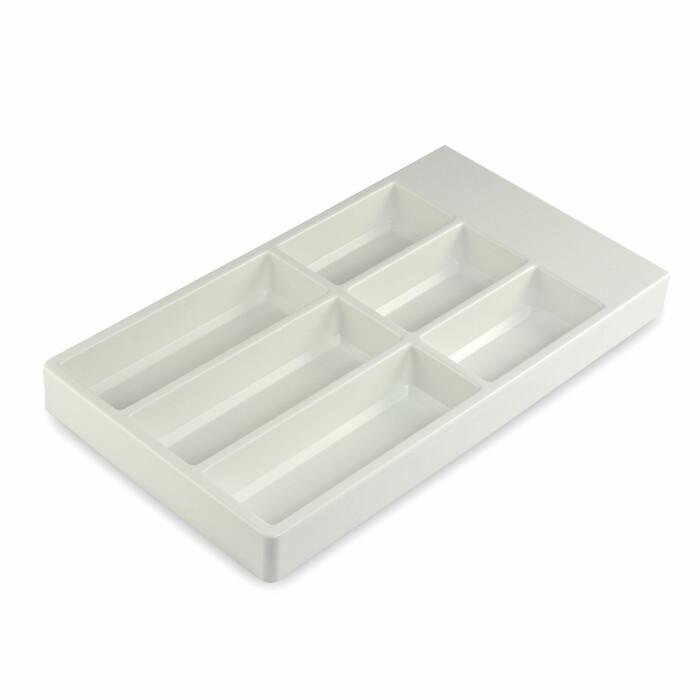 Wkład na sztućce SEPARADO 300/540 - biały
