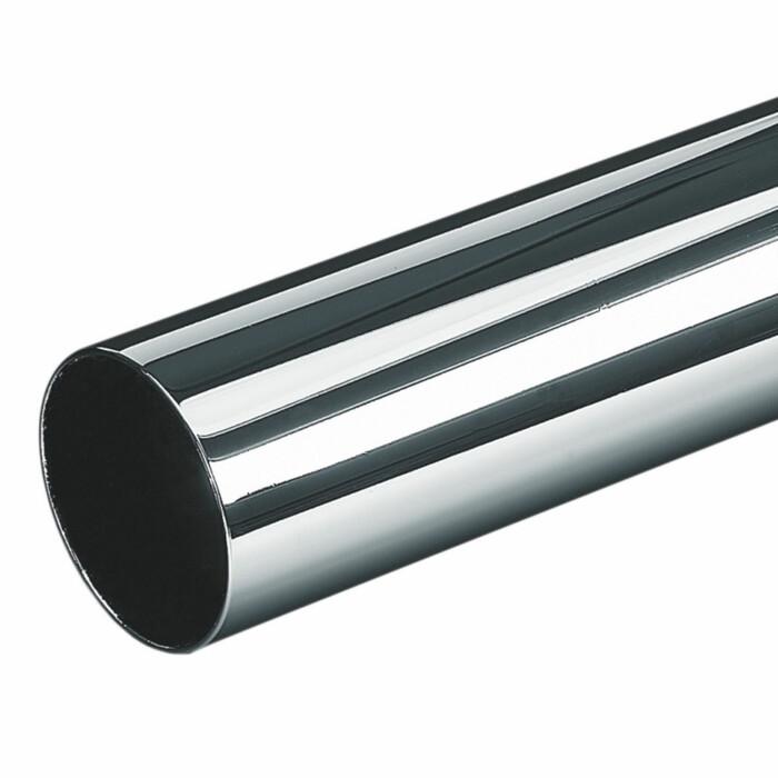 Rura Ø50, 300mm, gr.1mm, chrom