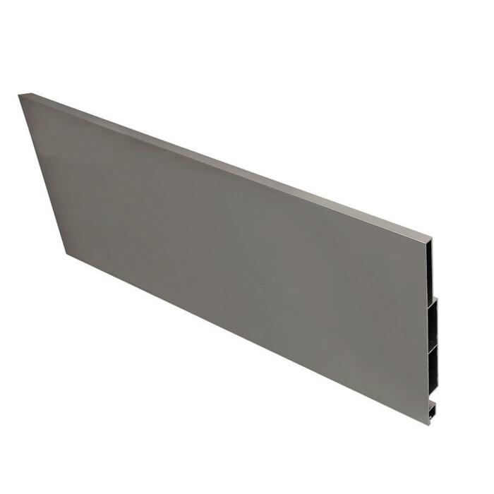 Ścianka boczna szuflady trójściennej LineaBox, 500mm, H-180mm, Titanium, LEWA