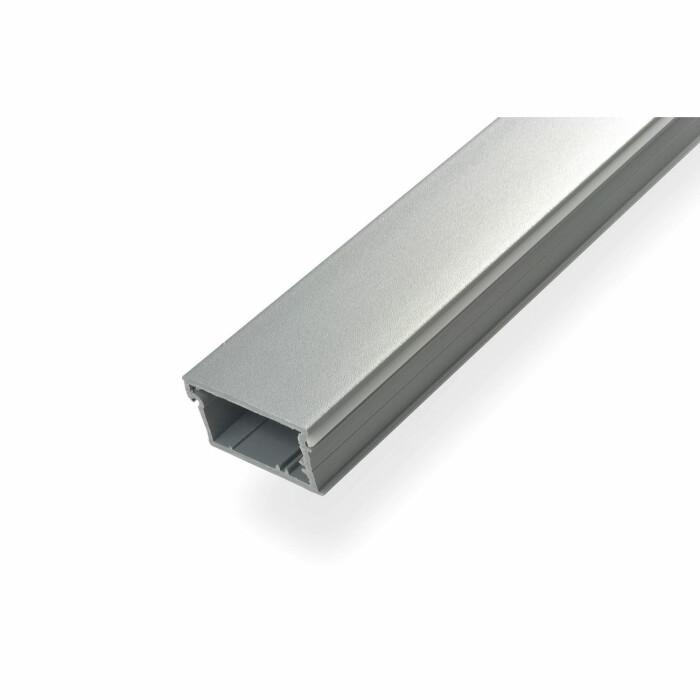Listwa zamkowa - aluminium