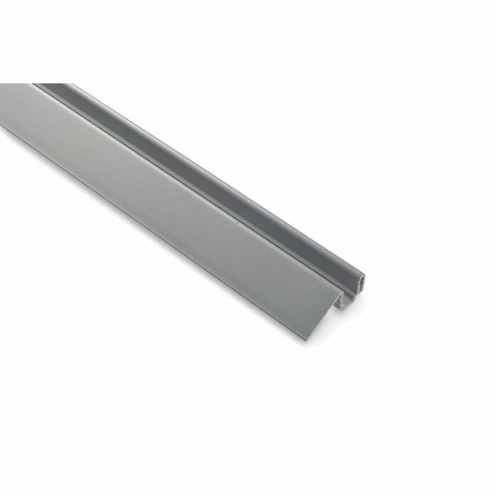 Prowadnica nakładana - aluminium