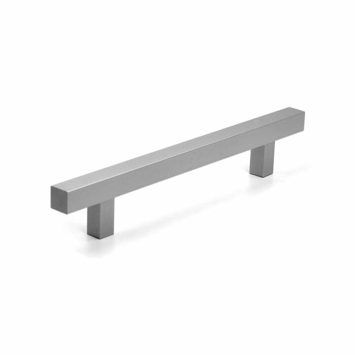 Uchwyt meblowy RU05, aluminium, 160