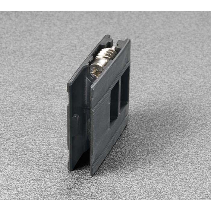 Złącze uniwersalne do mocowania frontu szuflady LineaBox, AMGPXA3