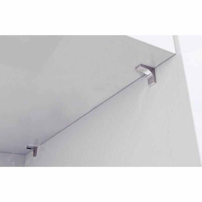 Podpórka do półek szklanych K-Line z wkładką silikonową