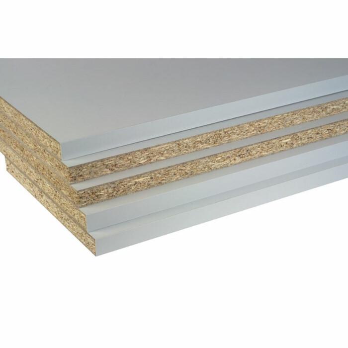Ścianka tylna do szuflad InnoTech, szer. 600 mm, wys. 65 mm