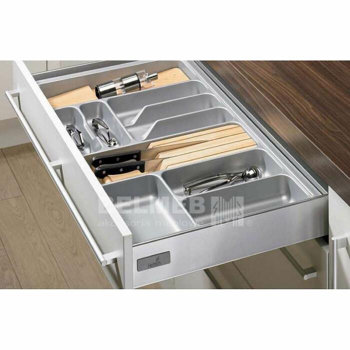 Wkład na sztućce InnoTech OrgaTray do szuflady 70