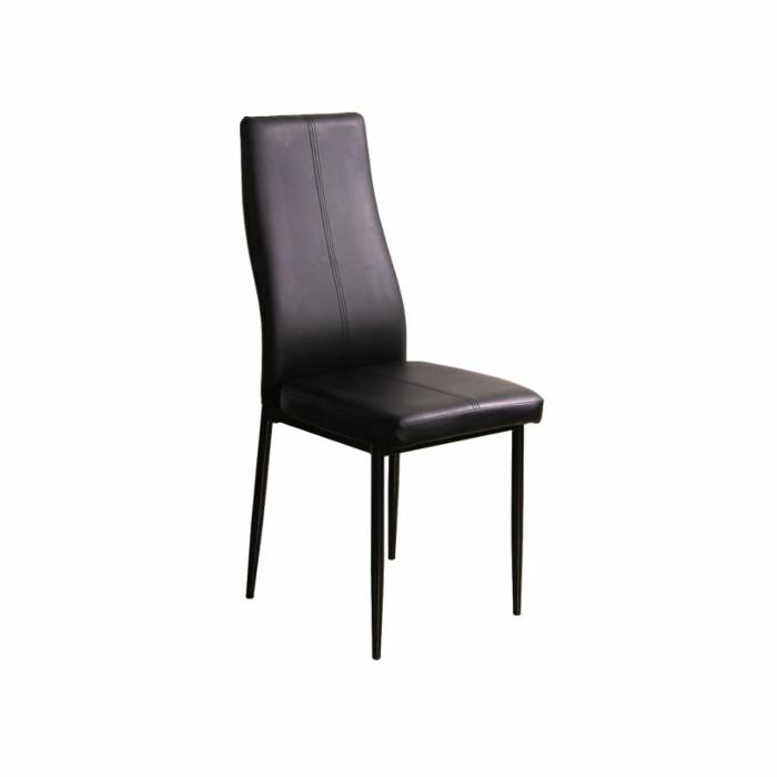 Krzesło H-145 (czarne)