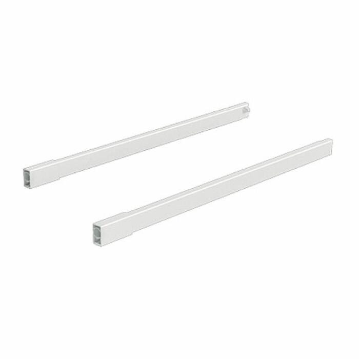 ArciTech, reling wzdłużny 500 mm, kolor biały, prawy