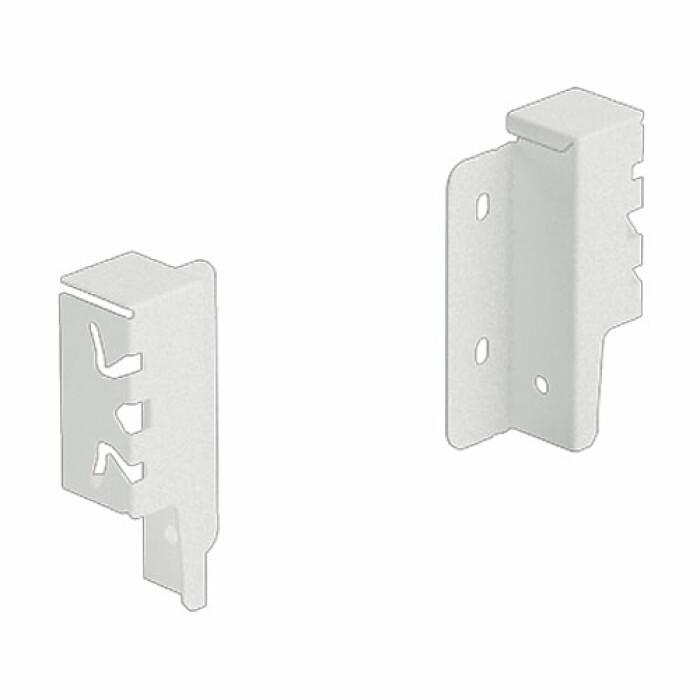 ArciTech, łącznik ścianki tylnej, 94 mm, kolor biały, lewy