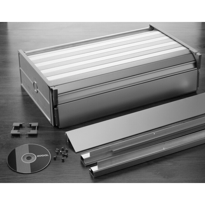 Rolety aluminiowe BOX MILANO, różne wymiary (na zamówienie)