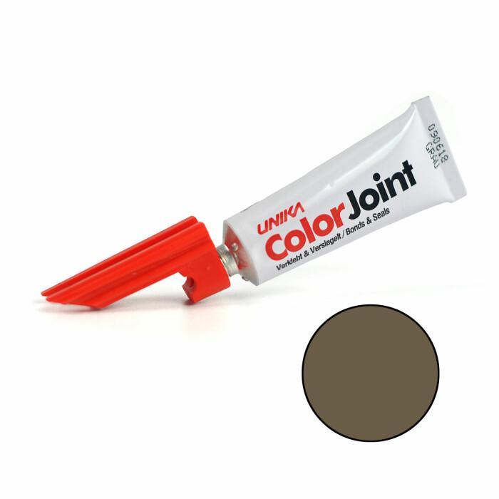 ColorJoint - klej i uszczelniacz do blatów z aplikatorem, brązowy, 20ml