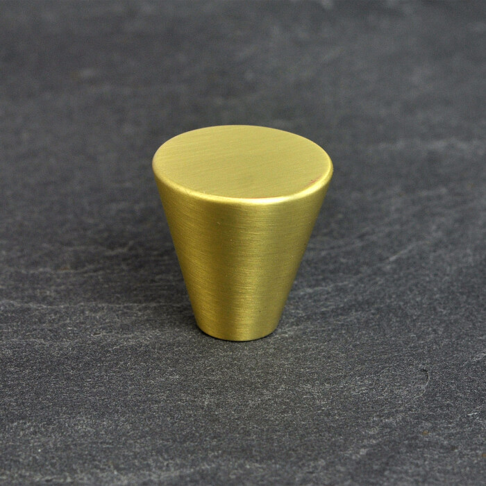 Gałka meblowa AMBIENT, złoty MAT