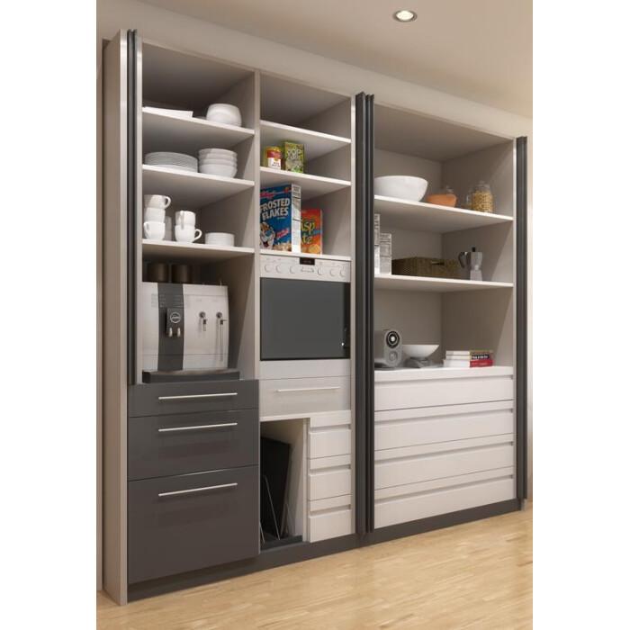 Okucie drzwi drewnianych - jednoskrzydłowych HAWA-CONCEPTA 25 H 1250-1850 (na zamówienie)