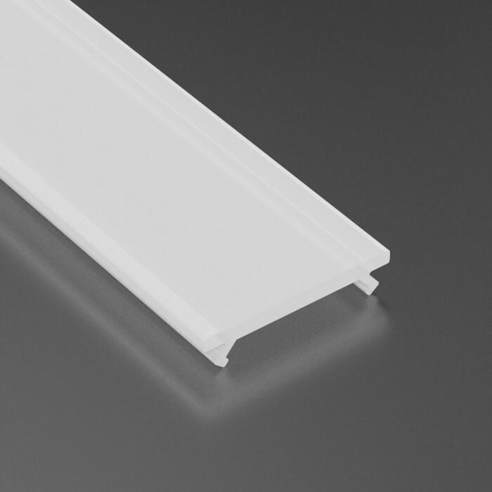 Klosz nakładany do profilu Lumines, mleczny, 2,02 mb
