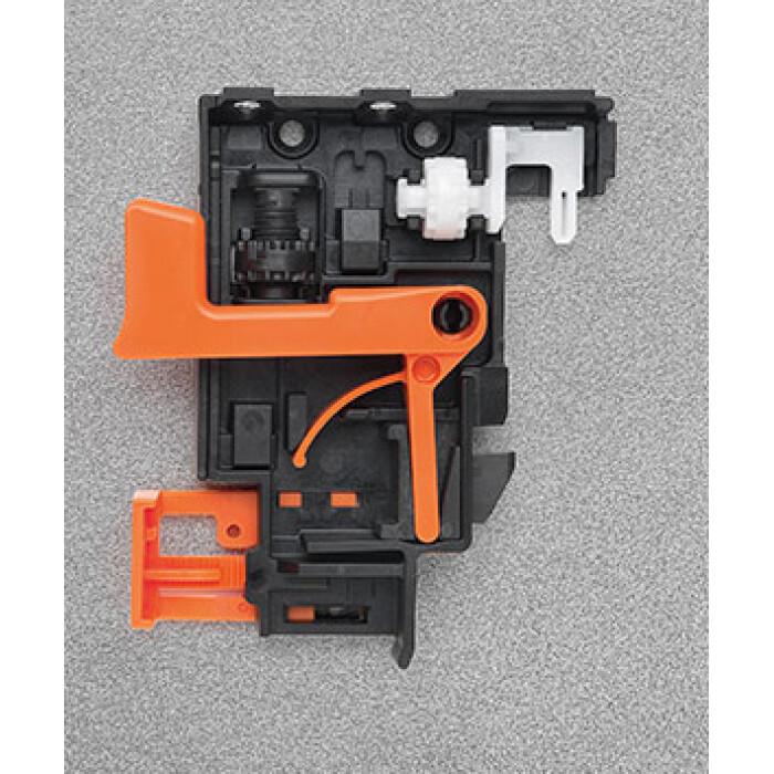 Zacisk CLIP 3D 10 750, regulowany, do prowadnic FUTURA, Prawy