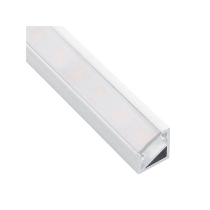 Profil aluminiowy do taśm LED, TRILINE MINI 2m - BIAŁY