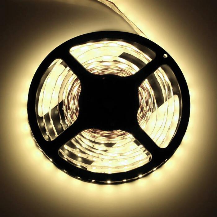 Taśma LED PREMIUM 5630, 80W, 6000lm, neutralna