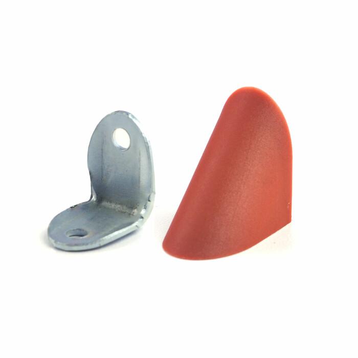 Kątownik metalowy z osłoną plastikową, kalwados