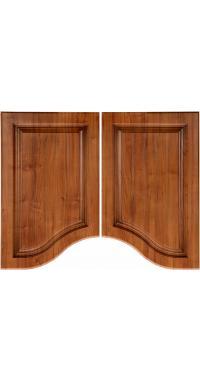 Drzwi dwa łuki