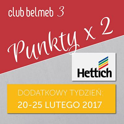 Punkty x2 Hettich