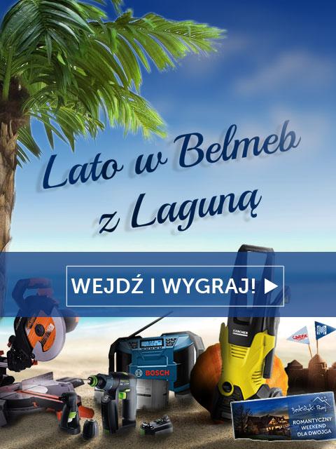 wygrywaj w akcji z firmą Laguna!