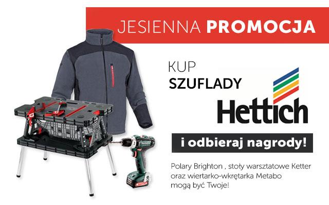 Promocja Hettich