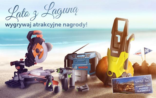 Promocja Lato z Laguną