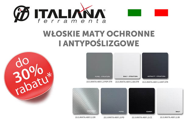 Promocja Italiana Ferramenta